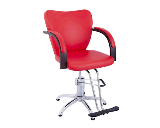 red retro styling chair lucky cy863rd lucky lifestyles